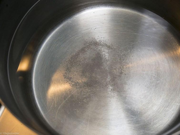 Romige pasta met prei, champignons en spekjes (14 van 40)