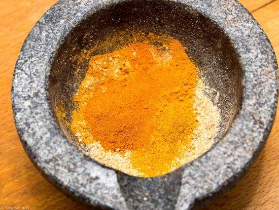 Ovenschotel met pompoen en wortel-29