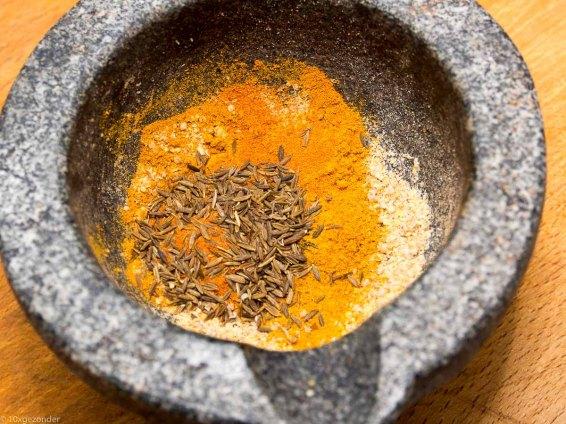 Ovenschotel met pompoen en wortel-30