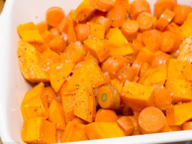 Ovenschotel met pompoen en wortel-31