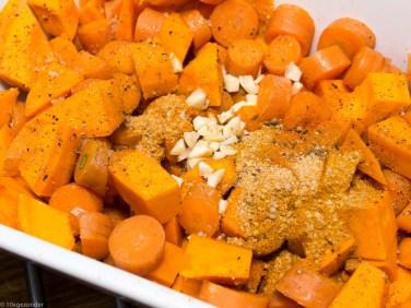Ovenschotel met pompoen en wortel-35