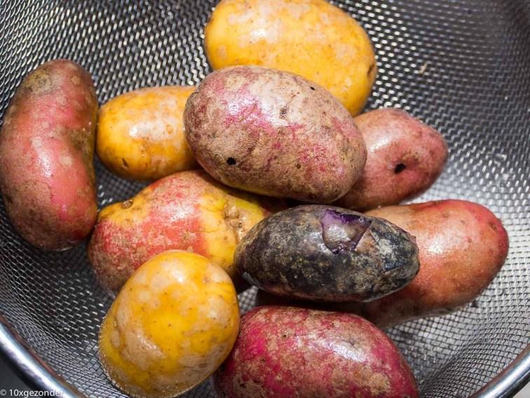 Wilde aardappels met een knapperig schilletje-2