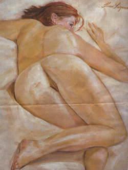 issei sagawa painting