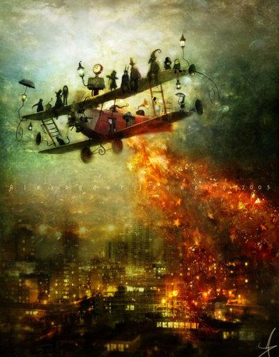 Mystical Dreamland, Alexander Jansson
