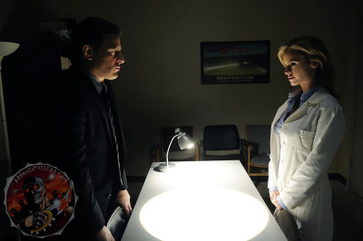 Hoffman and Jill in Saw VI! Uh oh! Thanks ArrowInTheHead!