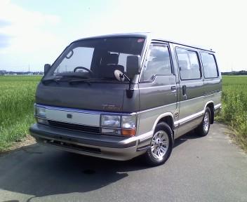 1988 hiace YH51G 80k