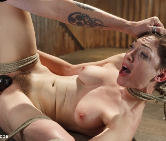 Lily Labeau In Lily Labeau Endures Extreme Bondage Brutal Foot Torture And Screaming Orgasms Sadisticrope