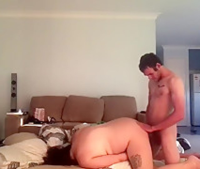 Brother Fucks Sister Hard Doggy Style While Shes Moaning Loud