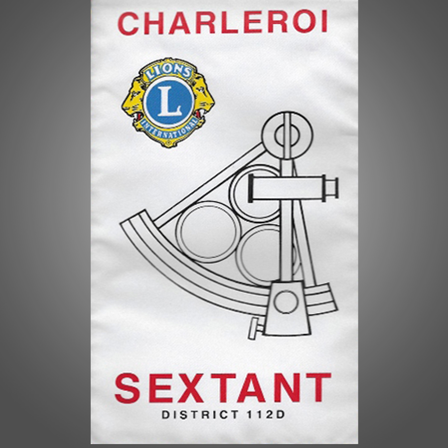 Charleroi Sextant