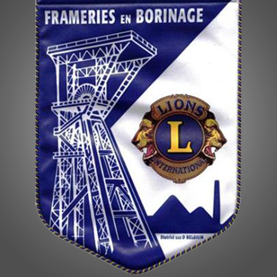 Frameries en Borinage