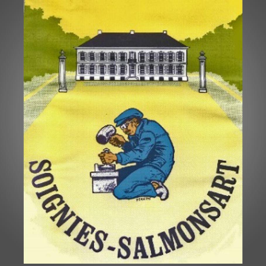 Soignies Salmonsart