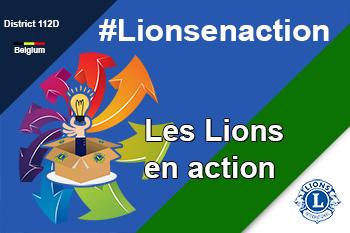lions en action 350
