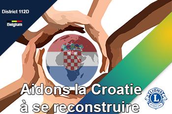 aidons la croatie 350