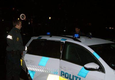 anholdt, arkiv billede, skud, trusler, Vejlø, truede