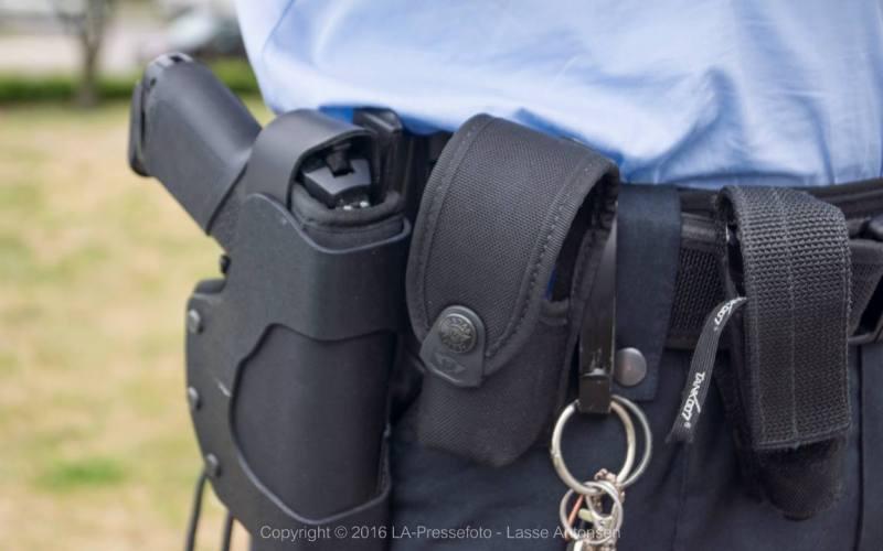 status efter Roskilde Festivalen, mand skudt af politiet.
