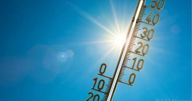 Hittegolf op komst, temperaturen boven de 30 graden