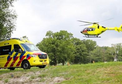 Man (86) overleden na ernstig ongeval Eerbeek