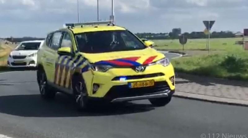 Meerdere gewonden bij botsing N301 Berencamperweg Nijkerk
