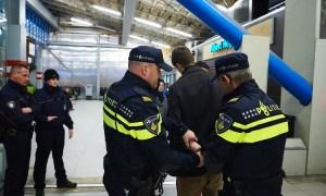 arrestatie station