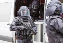 Arrestatieteam