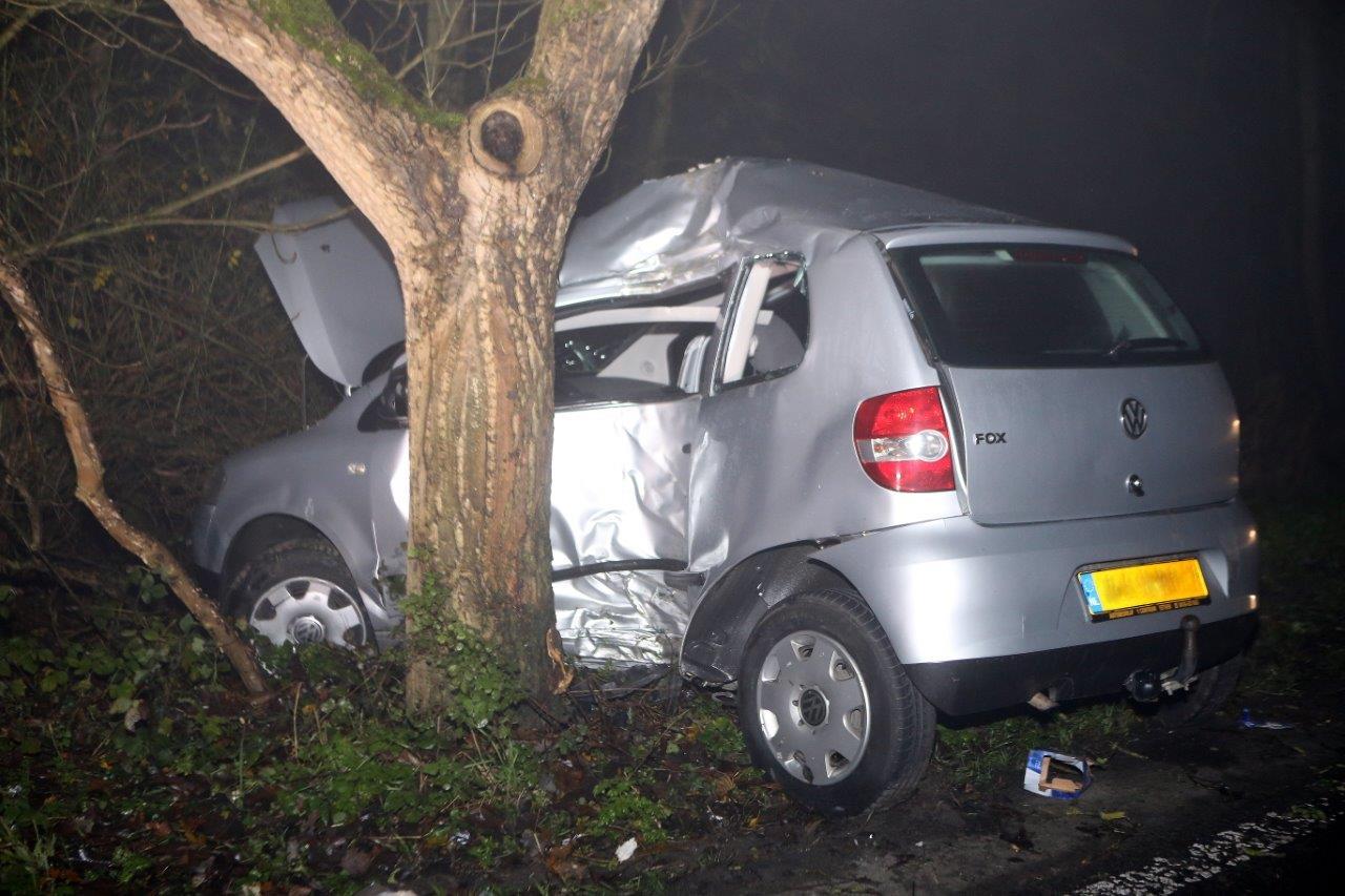Man uit Brabant ernstig gewond bij ongeval in Brakel.