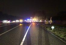 Ernstig ongeval A325