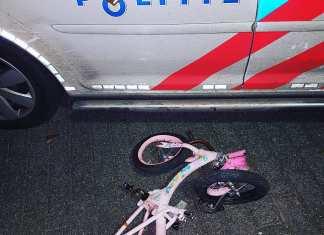 Vernieling fiets