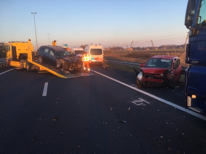 Ongeval A15