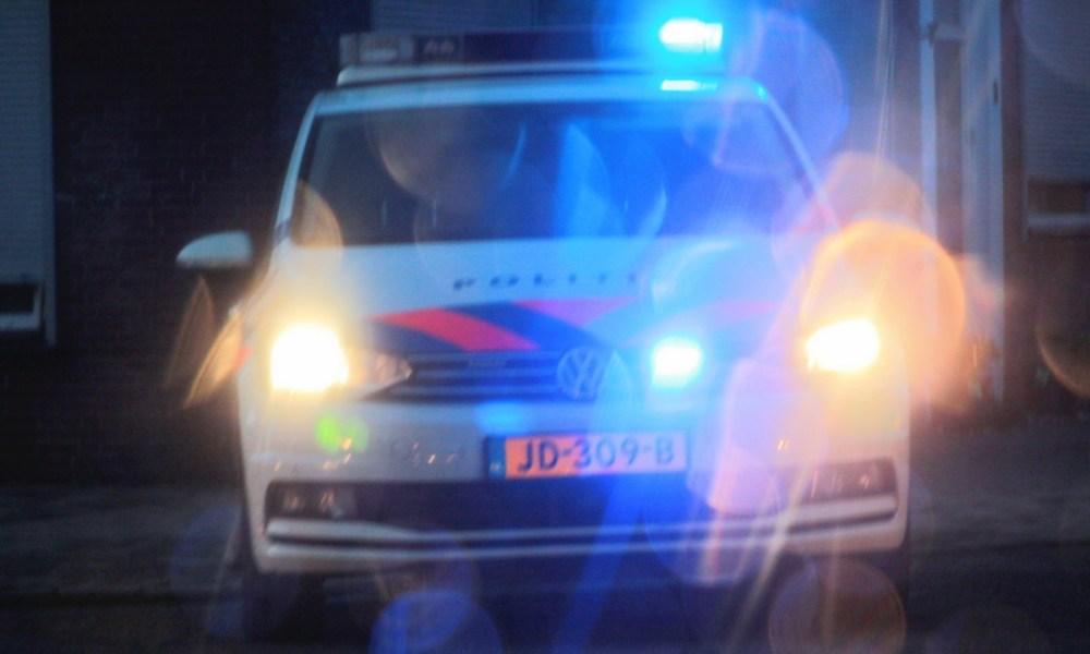 Bergen op Zoom - Drugs in auto gevonden na ongeval.