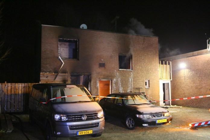 Brand Den Bosch