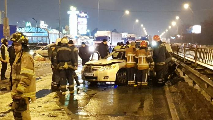 explosie Kiev