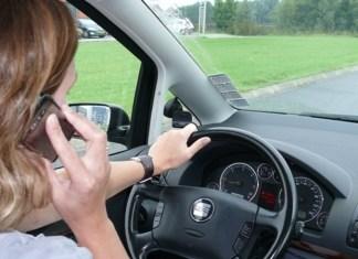 Bellen in het verkeer