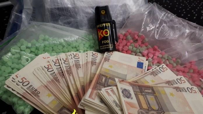 Drugs, geld