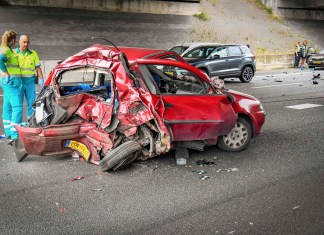 Ongeval A50