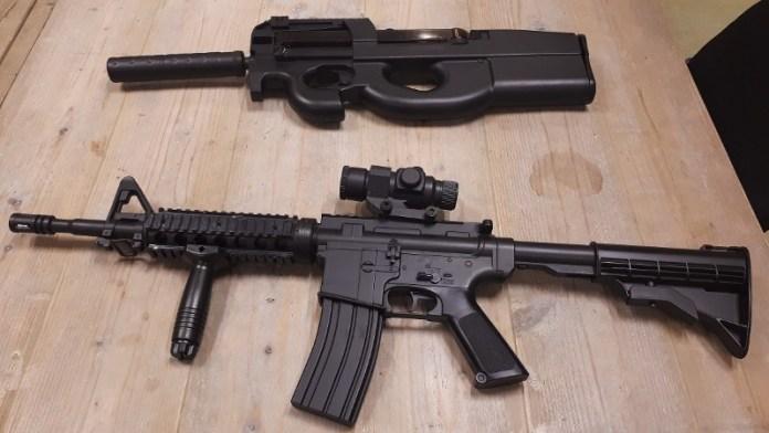 nepvuurwapens