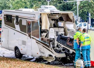 Dodelijk ongeval Utrecht