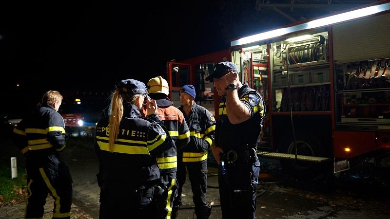 Drie mannen omgekomen bij eenzijdig ongeval.