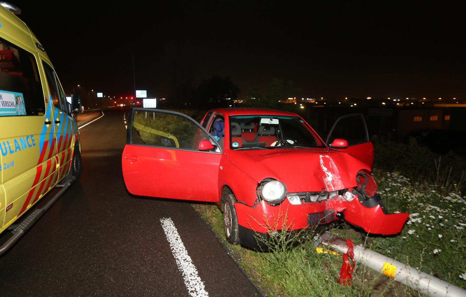 Vrouw gewond na ongeval in Zaltbommel, kindje ongedeerd.