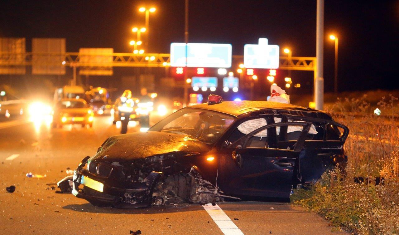 Dode en meerdere gewonden bij ernstig ongeluk A2 bij Den Bosch.