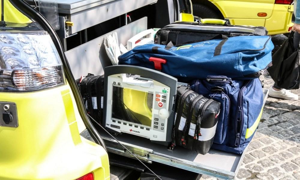 Dronken bestuurster veroorzaakt ongeval.