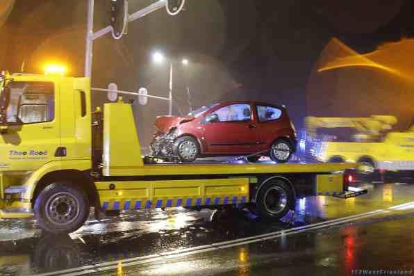 Ongeval Zwaagdijk-Oost