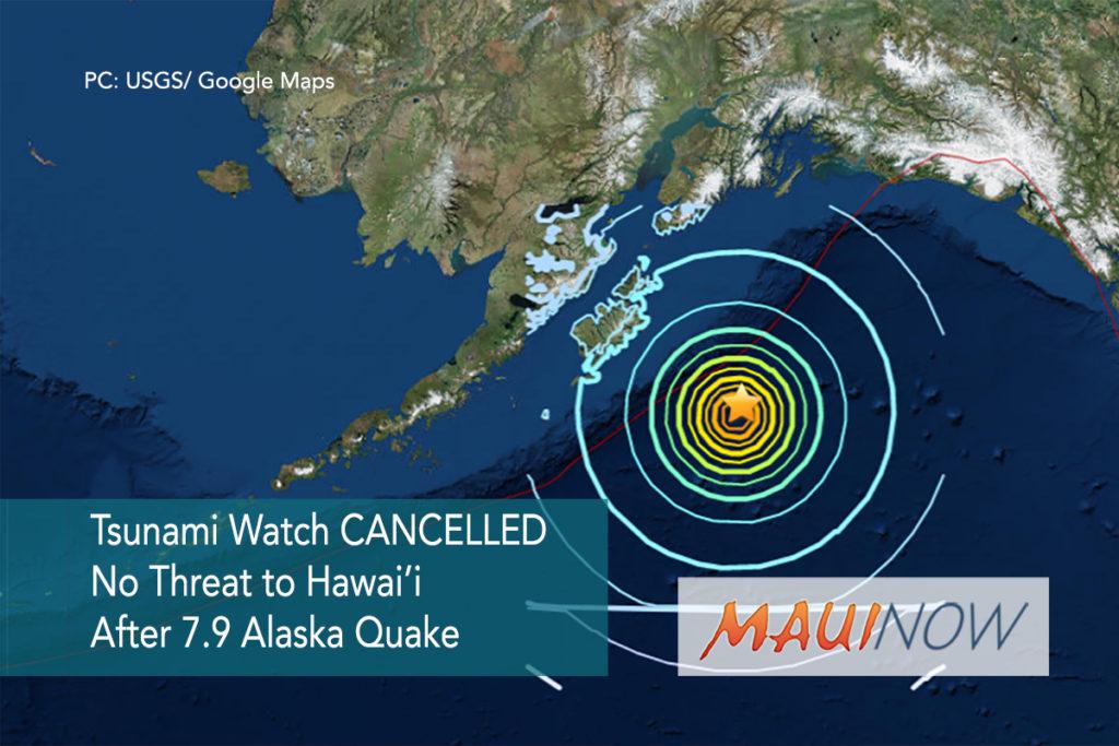 2018-1-23 : Tsunami Excitement