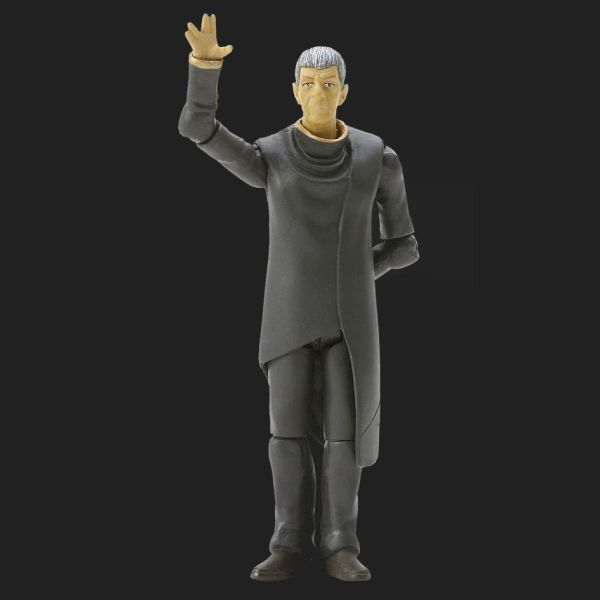 From the Archives : # 4 Old Spock from Playmates Toys ...