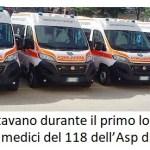 118 Catanzaro, OPERAZIONE MOLIÈRE Si assentavano durante il primo lockdown, indagati 41 medici del 118 dell'Asp di Catanzaro