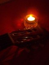 Guitarra de noche