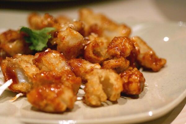 Thai Fried Squid