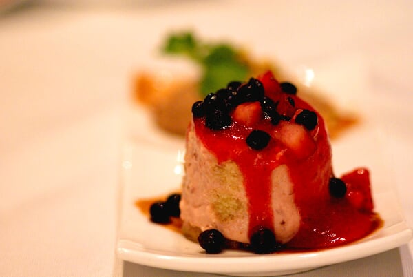 Sweets of the Day - Cheese Cake & Ice Cream
