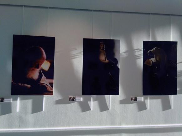 """Exposition """"L'âme cistercienne"""" des photographies d'Olivier Martel, Médiathèque du Grand Troyes, du 19/06 au 31/12 2015"""