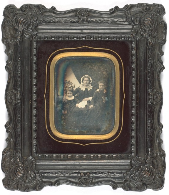 Daguerréotype, fonds Collin de Plancy, Médiathèque du Grand Troyes, photo P. Jacquinot