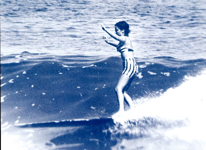 Kathy Kohner 'Gidget': Born in 1941, Los Angeles.